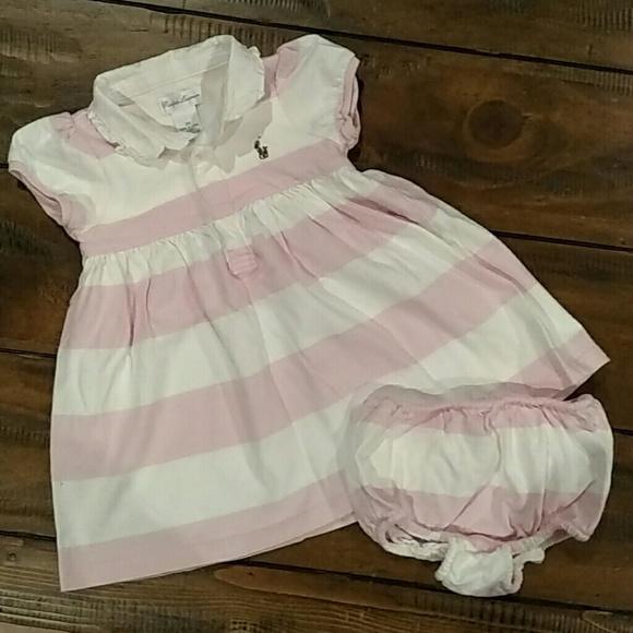 Ralph Lauren Other - Ralph Lauren Baby Dress